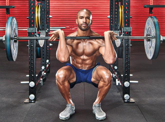 The squat: 1 movement, 5 variants