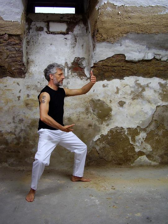 How to Practice Tai Chi Alone - Step 5