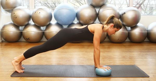 How to do push-ups correctly - Step 1