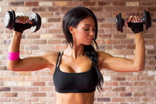 The best exercises to strengthen your arms - Recommendations to strengthen your arms