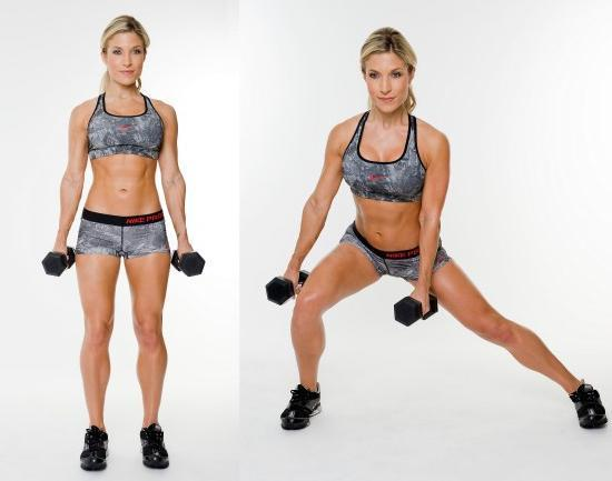 Hip Weight Loss Exercises - Step 4