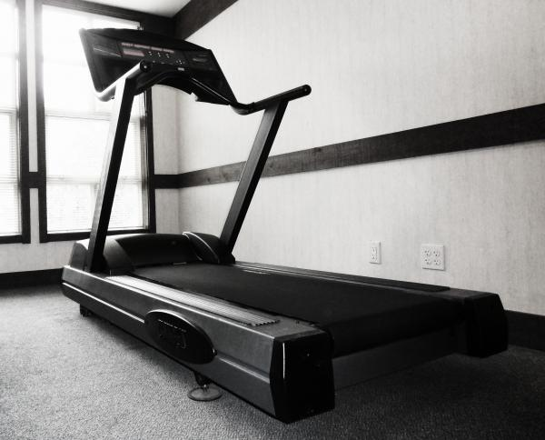 Exercises to do on the treadmill