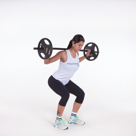 How to do barbell squats