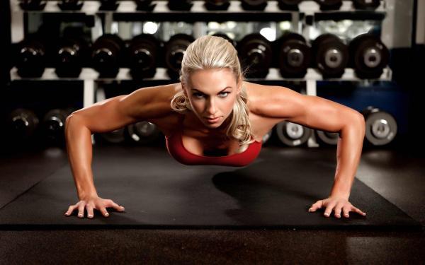 How to do push-ups correctly – 6 steps