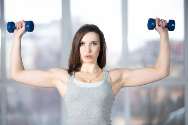 The best exercises to strengthen your arms