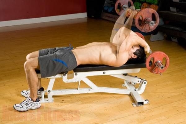 How to have muscular arms - Step 4