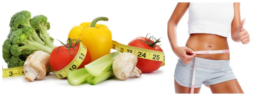 How to lose weight while doing dietary reeducation