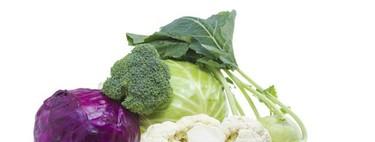 Cabbages, foods rich in calcium, potassium and vitamin C