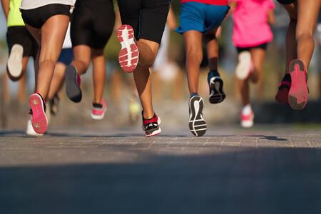 Run marathon