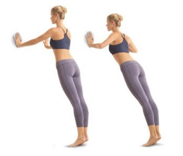 Exercises to lose weight in your arms - Step 6